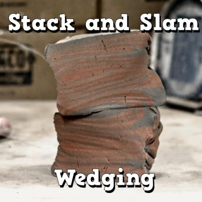 stack and slam wedging